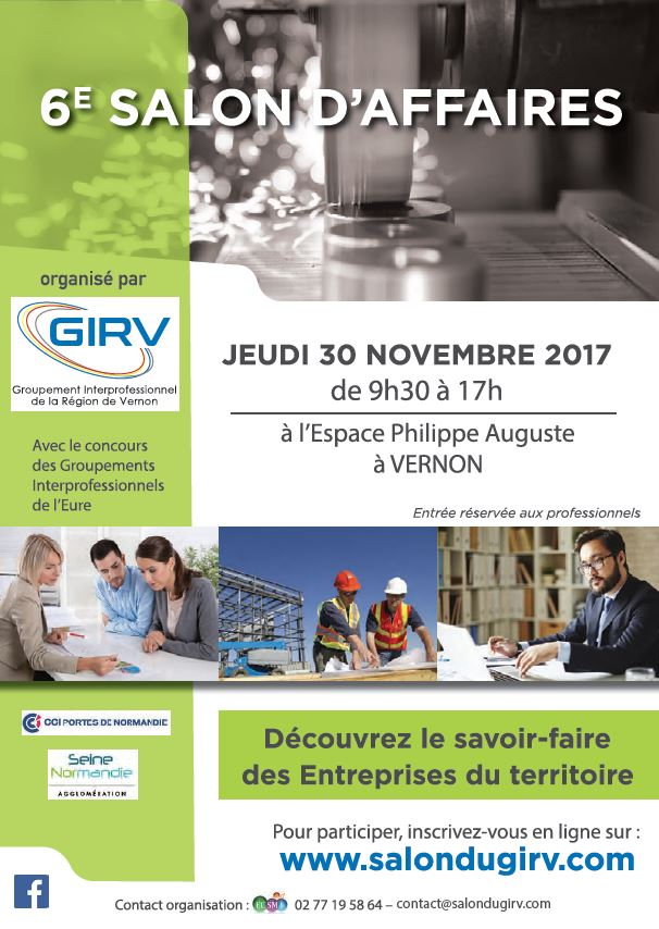 PRO-RH participe au Salon d'affaires du GIRV