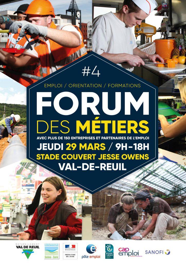 Forum des Métiers du Val de Reuil