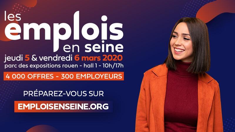 Emplois en Seine 2020